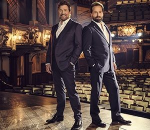 Michael Ball & Alfie Boe: Back Together Encore at Second Space