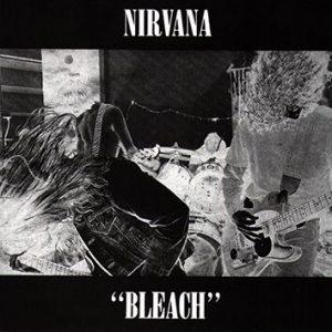 Nirvana Bleach CD multicolor