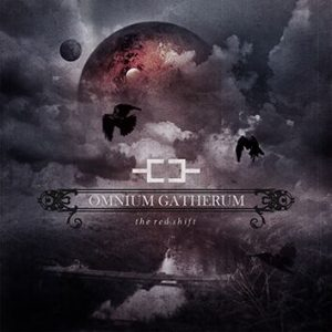 Omnium Gatherum The red shift CD multicolor