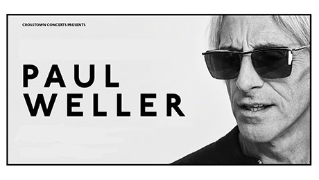 Paul Weller at New Theatre Oxford