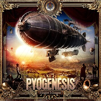 Pyogenesis A kingdom to disappear CD multicolor