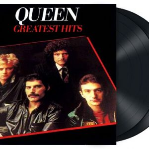 Queen Greatest Hits Vol.I LP multicolor