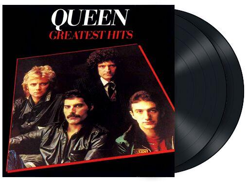 Queen Greatest Hits Vol.I LP multicolor