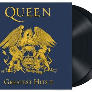 Queen Greatest Hits Vol.II LP multicolor