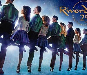 Riverdance - The New 25th Anniversary Show at Edinburgh Playhouse