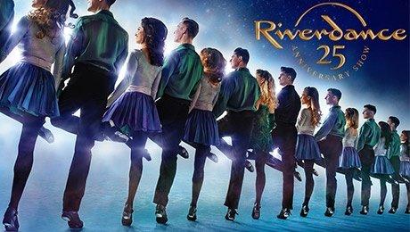 Riverdance - The New 25th Anniversary Show at Milton Keynes Theatre