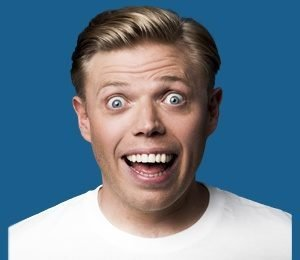 Rob Beckett - Wallop at New Victoria Theatre