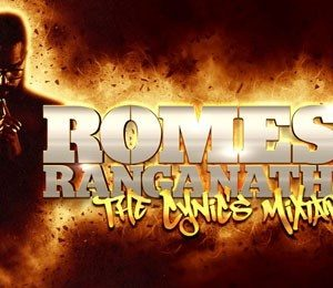 Romesh Ranganathan - The Cynics Mixtape at Bristol Hippodrome Theatre