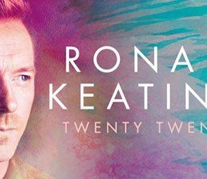 Ronan Keating Twenty Twenty at Liverpool Empire
