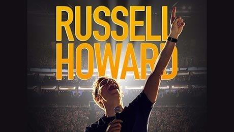 Russell Howard at Edinburgh Playhouse