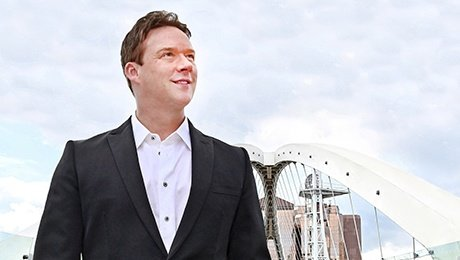 Russell Watson - 20th Anniversary of The Voice at Milton Keynes Theatre
