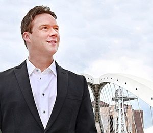 Russell Watson - 20th Anniversary of The Voice at New Victoria Theatre