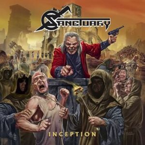 Sanctuary Inception CD multicolor