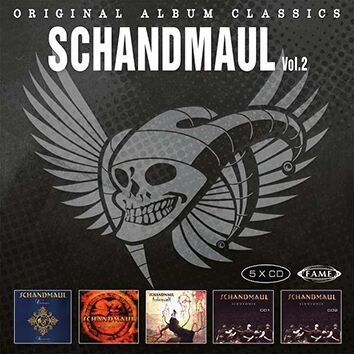 Schandmaul Original Album Classics Vol. 2 CD multicolor