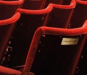 Seat Sponsorship at Liverpool Empire Theatre