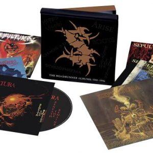 Sepultura The complete albums CD multicolor