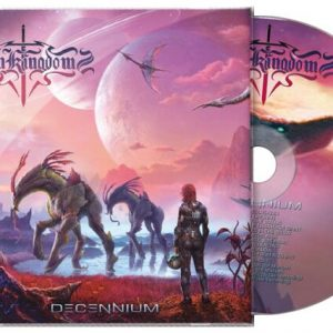 Seven Kingdoms Decennium CD multicolor