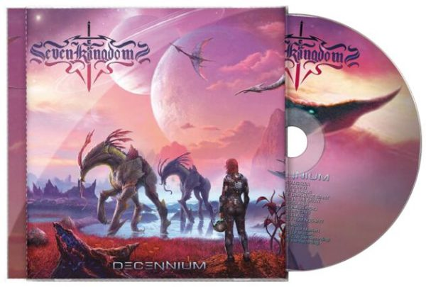 Seven Kingdoms Decennium CD multicolor