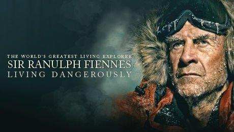 Sir Ranulph Fiennes: Living Dangerously at Richmond Theatre