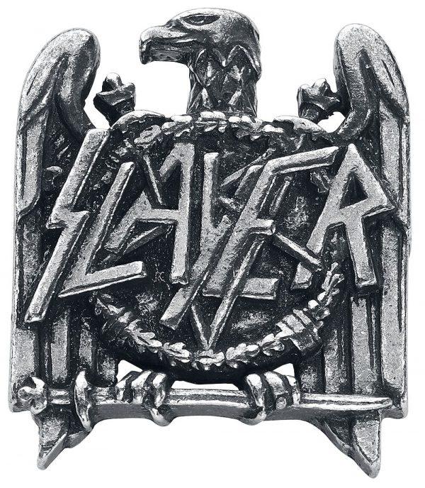 Slayer Eagle Pin multicolor