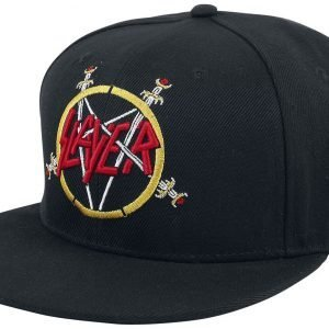 Slayer Logo Cap black