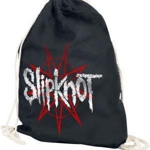 Slipknot Star Logo Gym Bag black