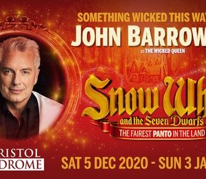 Snow White at Bristol Hippodrome Theatre