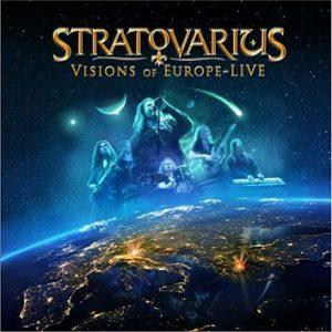 Stratovarius Visions of Europe CD multicolor