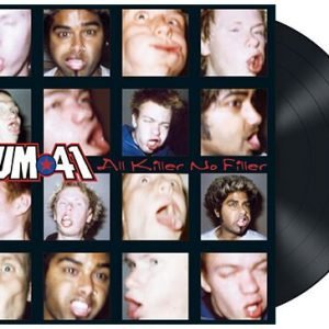 Sum 41 All killer, no filler LP multicolor