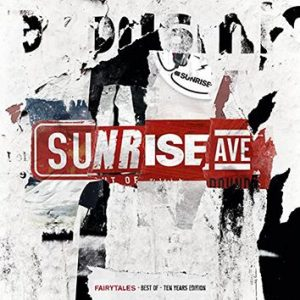 Sunrise Avenue Fairytales - Best Of Ten Years Edition CD multicolor