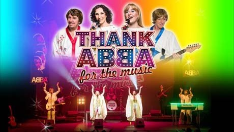 Thank ABBA for the Music at New Victoria Theatre