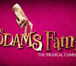 The Addams Family at New Wimbledon Theatre