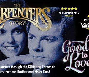 The Carpenters Story at Bristol Hippodrome Theatre