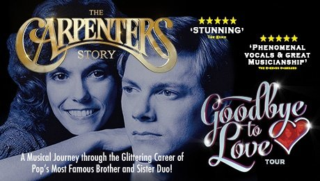 The Carpenters Story at King's Theatre Glasgow