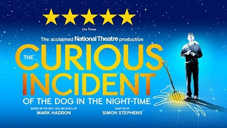 The Curious Incident of the Dog in the Night-Time at New Theatre Oxford