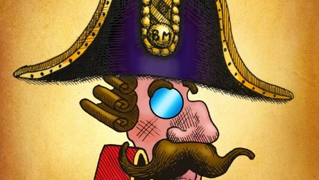 The Extraordinary Time-Travelling Adventures of Baron Munchausen at Studio at New Wimbledon Theatre