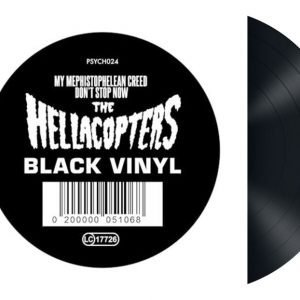 The Hellacopters My mephistophelean creed/Don't stop now LP multicolor