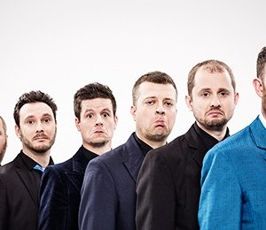 The Horne Section at Richmond Theatre