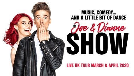 The Joe and Dianne Show at New Theatre Oxford