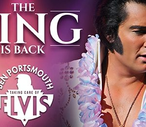 The King Is Back - Ben Portsmouth Is Elvis at Princess Theatre Torquay