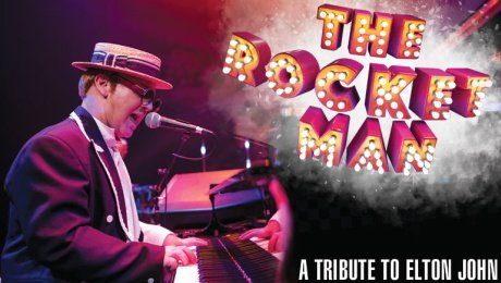 The Rocket Man - A Tribute to Sir Elton John at The Alexandra Theatre, Birmingham