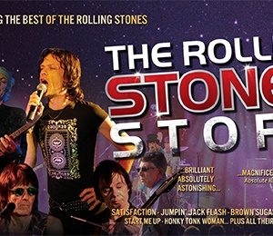 The Rolling Stones Story at Leas Cliff Hall