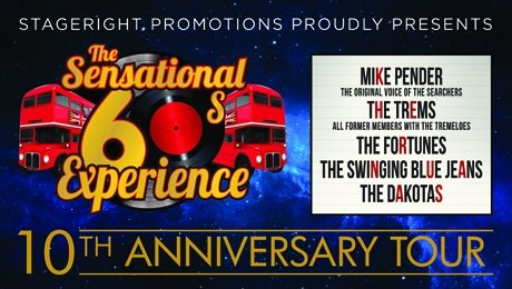 The Sensational 60s Experience at Leas Cliff Hall