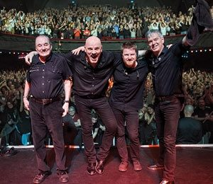 The Stranglers at Victoria Hall