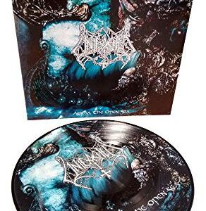 Unleashed Across the open sea LP multicolor