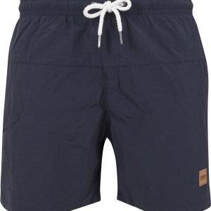 Urban Classics Block Swim Shorts Swim Shorts navy