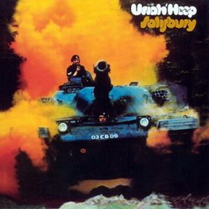 Uriah Heep Salisbury CD multicolor