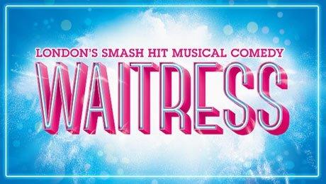 Waitress at Edinburgh Playhouse