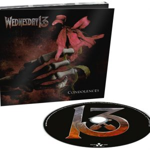 Wednesday 13 Condolences CD multicolor
