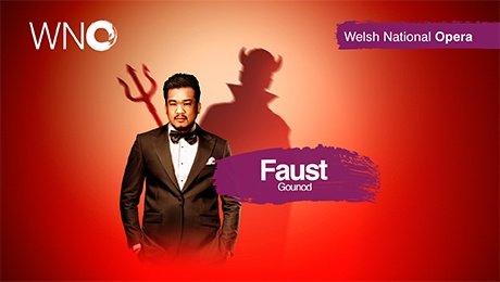 Welsh National Opera - Faust at Bristol Hippodrome Theatre